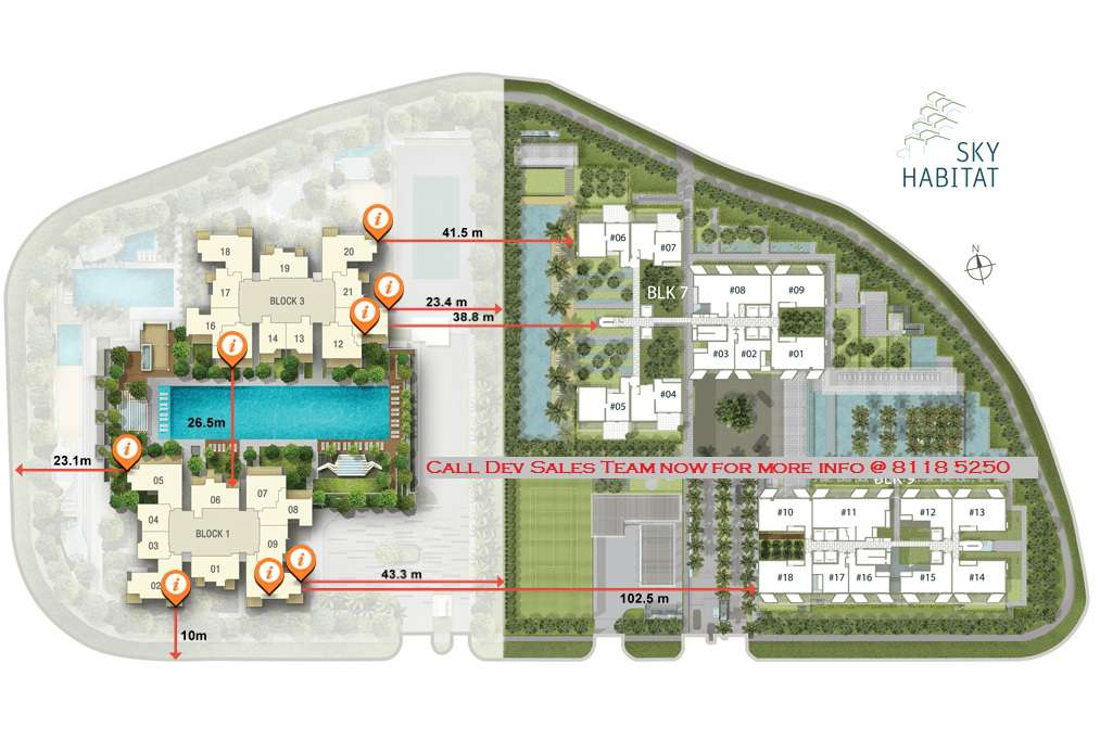Site plan sky vue condo welcome to the sky vue website for Planner site